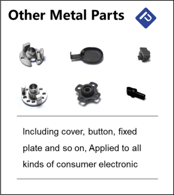 Other small metal parts